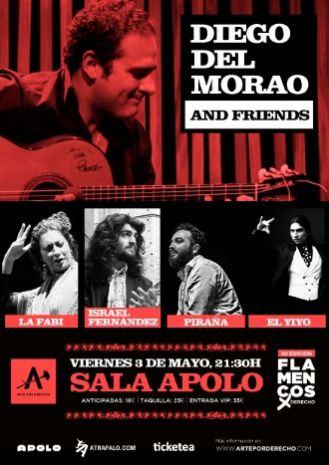 Diego del Morao & Friends