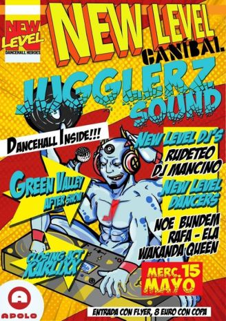 Canibal Soundsystem: New Level | Jugglerz Sound + RudeTeo + Dj Mancino + Dj. Karlixx
