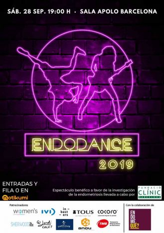 5ª Endodance: Ballem per l'Endometriosi