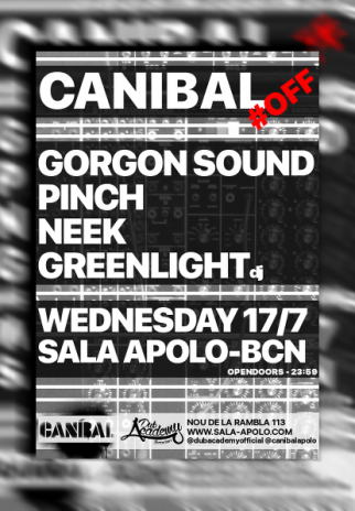 Canibal Soundsystem: Dub Hits The Town! presents Offdance
