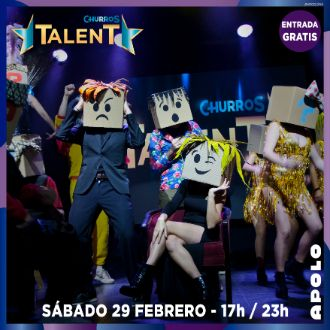 Churros con Chocolate | Talent Show