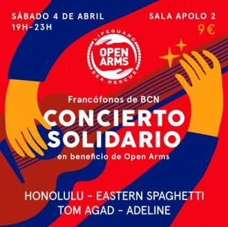 Open Arms Etc: Honolulu + Eastern Spaghetti + Tom Agad + Adeline