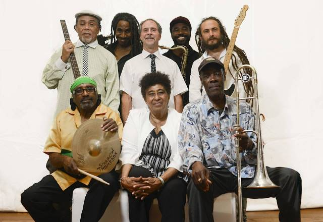 The Skatalites + Lord Xeriff i els Calip6