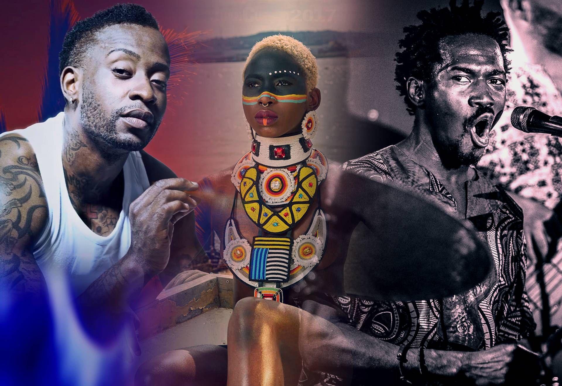 Afrobeats Barcelona Festival in Barcelona - 12th july 2019   Sala Apolo