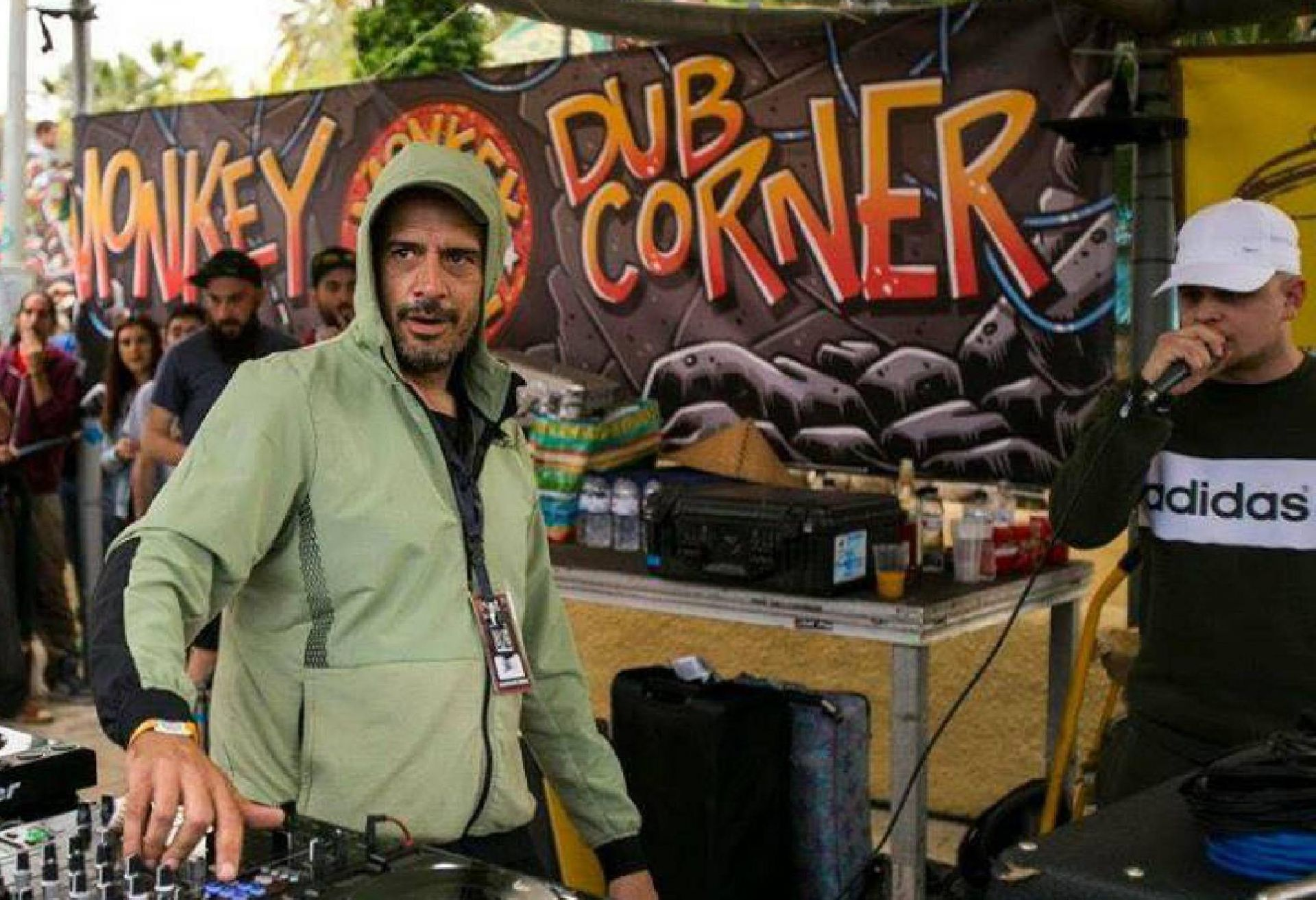 Canibal Soundsystem: Dub Hits The Town | Green Light Sound System