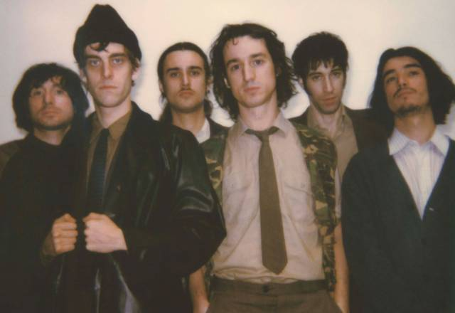 Fat White Family + Diamante Negro