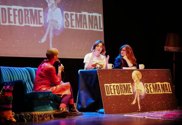 Deforme Semanal: Especial Streaming